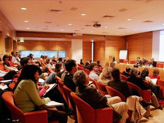 ICS Instituto de Ciências Sociais - Auditorium
